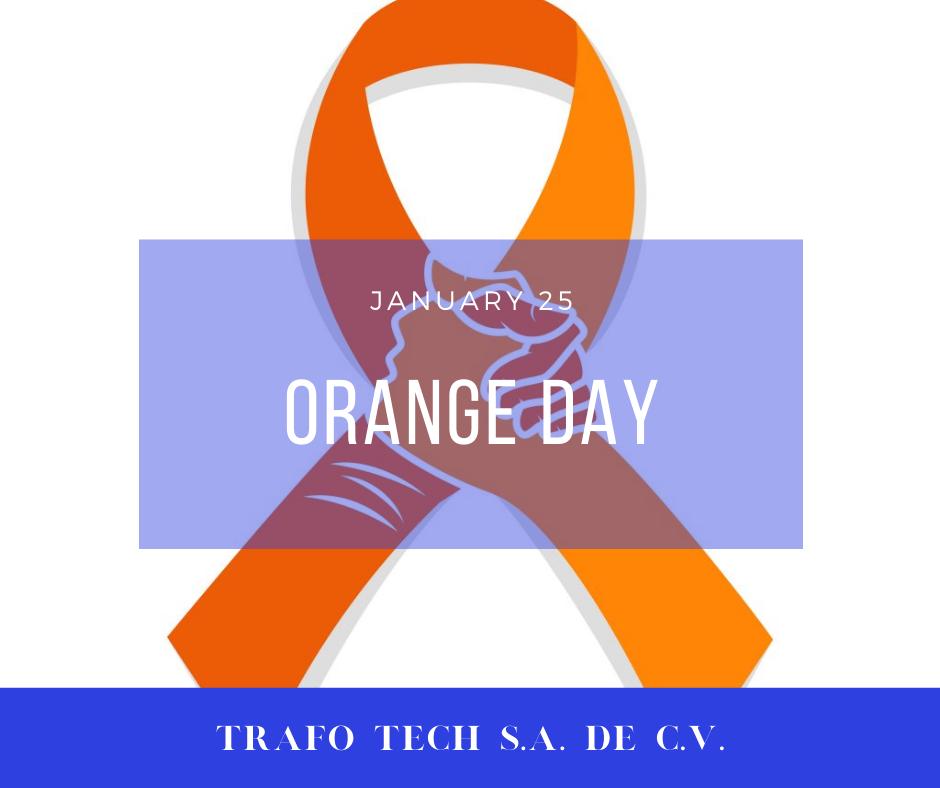Orange Day Photo